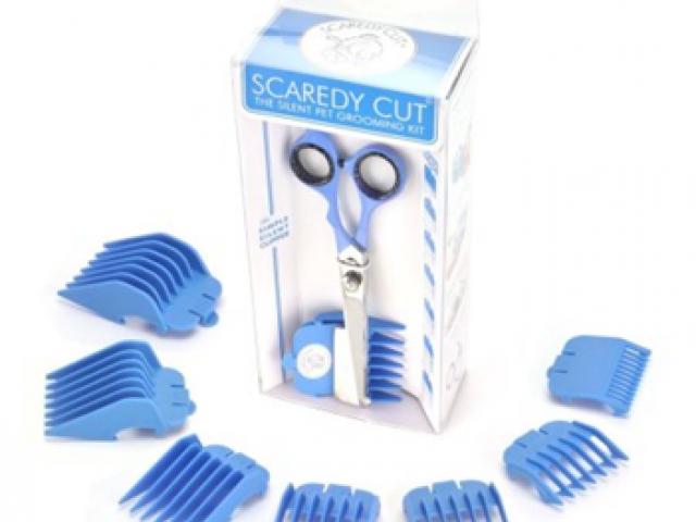 Scaredy Cut Scissor and Comb Set