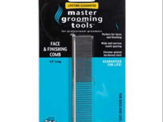 Master Grooming Tools Small Comb